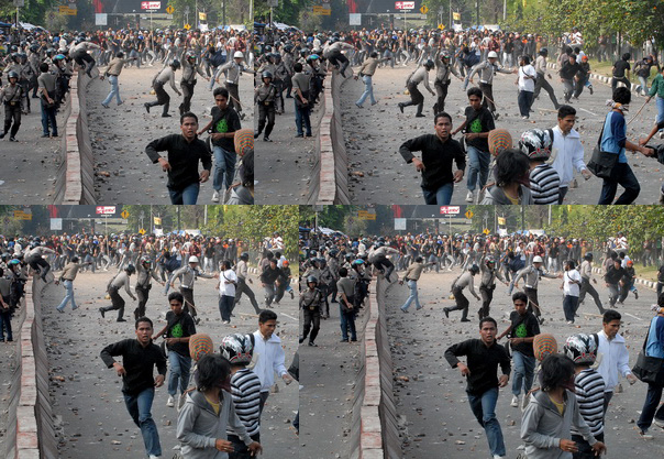 Violent youths in Jakarta, Government asked to create public space
